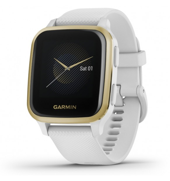 Smartwatch Garmin VENU SQ white light gold 010-02427-11