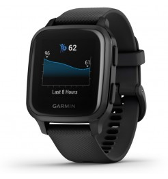 Garmin VENU SQ Music black slate 010-02426-10