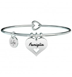 Bracciale Kidult Family cuore donna 731627