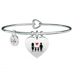 Bracciale Kidult Family cuore donna 731629