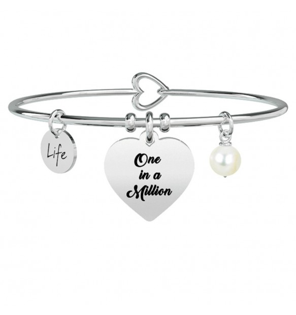 Bracciale Kidult Love one in a milion donna 731260