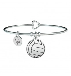 Bracciale Kidult Free Time I love volley donna 731293