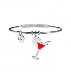 Bracciale Kidult Free Time cocktail donna 731092