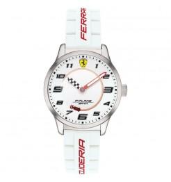 Orologio bambino Scuderia Ferrari Pitlane FER0860014