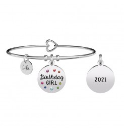 Bracciale Kidult Special Moments birthday donna 731891