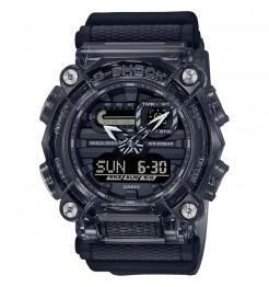 Orologio casio G-Shock transparent grat GA-900SKE-8AER