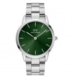 Orologio Daniel Wellington iconic link emerald 40 mm DW00100427