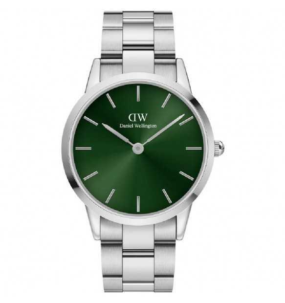 Orologio Daniel Wellington iconic link emerald 40 mm DW00100427