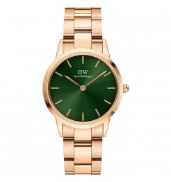 Orologio Daniel Wellington iconic link emerald 32 mm DW00100420