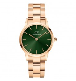Orologio Daniel Wellington iconic link emerald 28 mm DW00100421