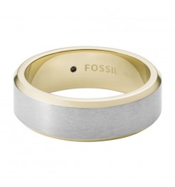 Anello Fossil dress uomo JF03726998