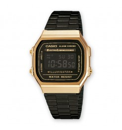 OROLOGI CASIO COLLECTION A168WEGB-1BEF DIGITALE UNISEX