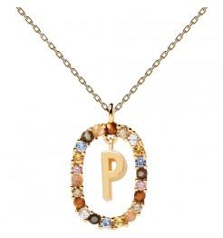 Collana PDPaola Letters P donna CO01-275-U