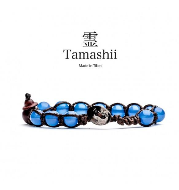 BRACCIALE TAMASHII AGATA BLU BHS900-18