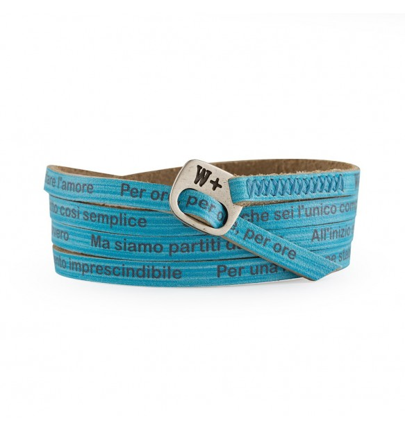 BRACCIALE WE POSITIVE DONNA MY465 ARISA MY SONG