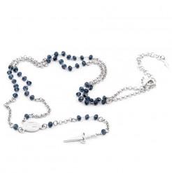 Collana Cesare Paciotti rosario uomo JPCL2162B
