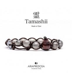 BRACCIALE TAMASHII LAVA NERA BHS900-98
