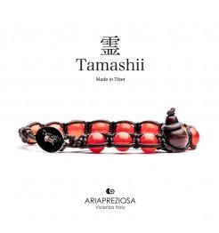 BRACCIALE TAMASHII AGATA GHIACCIO BHS900-24