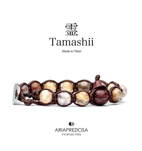 BRACCIALE TAMASHII ROCCA SATINATA BHS900-68