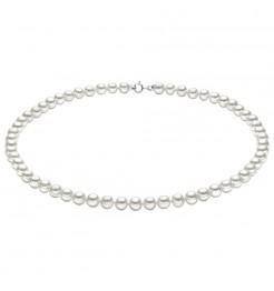 Collana Comete gioielli perle acquadolce donna FWQ 103 AM