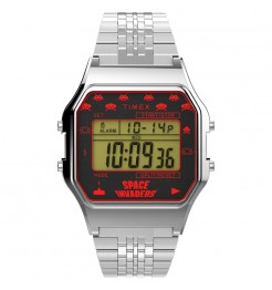 Orologio Timex T80 x Space Invaders TW2V30000