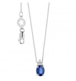 Collana Comete gioielli Fantasia di Colore donna GLB 1570