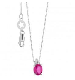 Collana Comete gioielli Fantasia di Colore donna GLB 1571