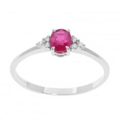 Anello Comete gioielli Fantasia di Colore donna ANB 2576