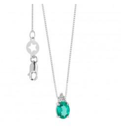 Collana Comete gioielli Fantasia di Colore donna GLB 1572