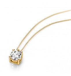Collana Ambrosia gioielli punto luce donna AGZ 116 G