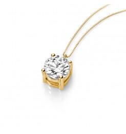 Collana Ambrosia gioielli punto luce donna AGZ 117 G