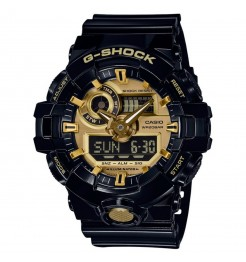 CASIO G-SHOCK GA-710GB-1AER OROLOGIO UOMO