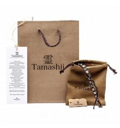 BRACCIALE TAMASHII AGATA ROSSO PASSIONE BHS900-124