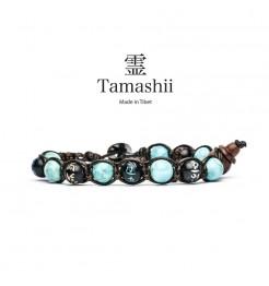 BRACCIALE TAMASHII MANTRA TURCHESE BHS200-07