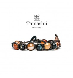 BRACCIALE TAMASHII MANTRA CORNIOLA BHS200-19