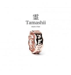 ANELLO TAMASHII UNISEX RHS900-01 ARGENTO ROSE'