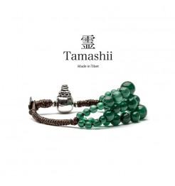 BRACCIALE TAMASHII DUL BA AGATA VERDE BHS1500-12