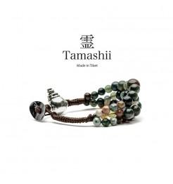 BRACCIALE TAMASHII DUL BA AGATA MUSCHIATA BHS1500-17