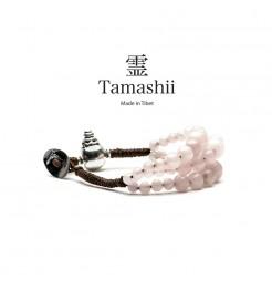 BRACCIALE TAMASHII DUL BA QUARZO ROSA BHS1500-33
