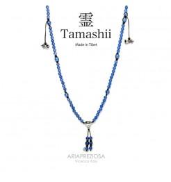 COLLANA TAMASHII MUDRA AGATA BLU NHS1500-18