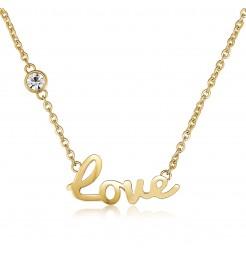 COLLANA DONNA SAGAPO WRITE SWT02 LOVE