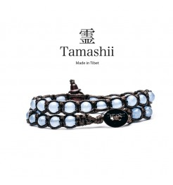 BRACCIALE TAMASHII LUNGO AZZURRO OCEANO BHS600-31