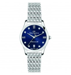 Orologio donna Philip Watch Eve diamonds R8253208501