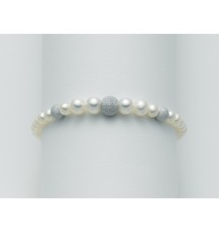 Bracciale di perle Yukiko pbr999y