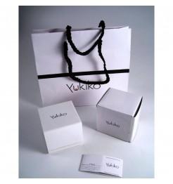 Bracciale di perle Yukiko in oro bianco PBR895Y
