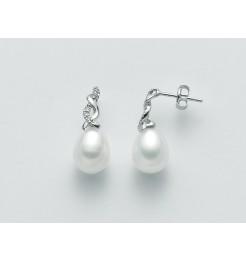 Orecchini Yukiko perle e diamanti PER2103Y