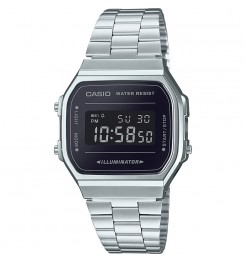 Orologio digitale Casio vintage collection a168wem-1ef