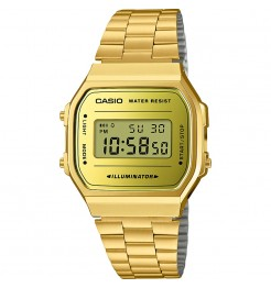 Orologio digitale Casio vintage collection A168WEGM-9EF