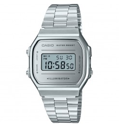 Orologio digitale Casio vintage collection A168WEM-7EF