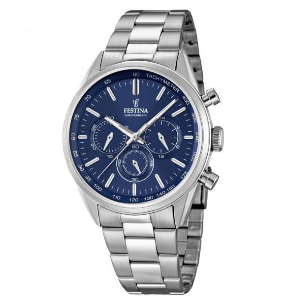 Orologio Festina timeless uomo F16820/2 cronografo